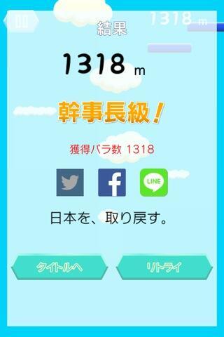 Abe pyon high score